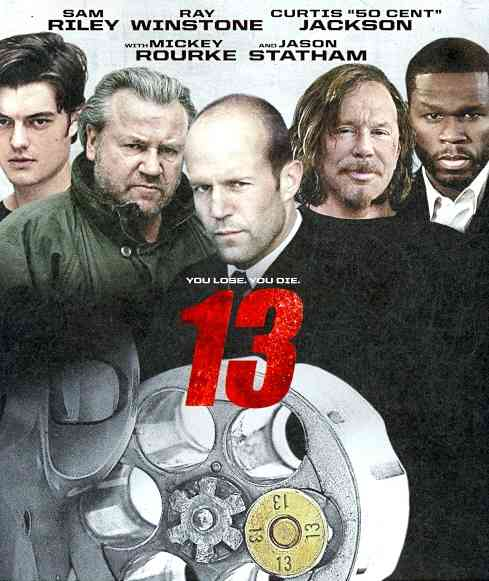 13 BY SKARSGARD,ALEXANDER (Blu-Ray)