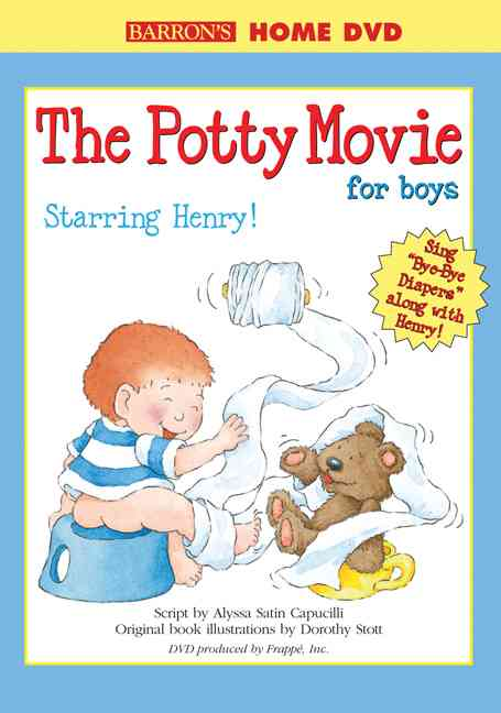 [DVD] The Potty Movie for Boys By Capucilli, Alyssa Satin/ Stott, Dorothy (ILT)