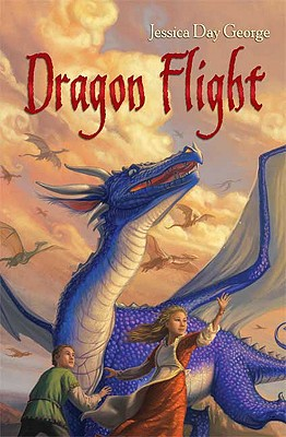 Dragon Flight By George, Jessica Day